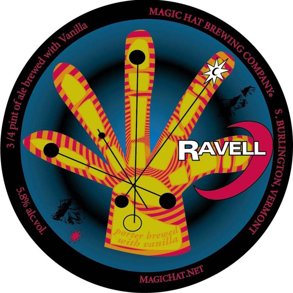Magic Hat Ravel