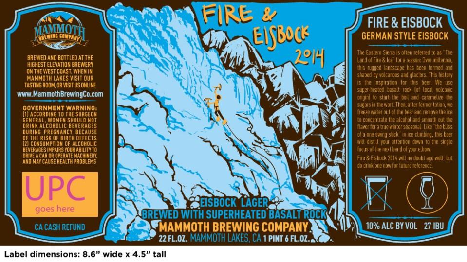 Mammoth Fire & Eisbock 2014