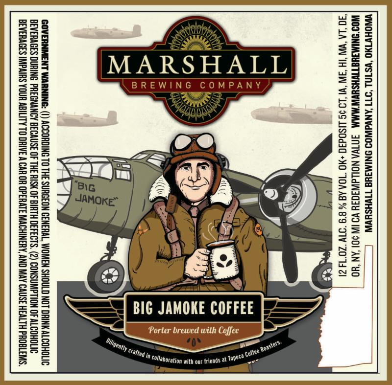 Marshall Big Jamoke Coffee