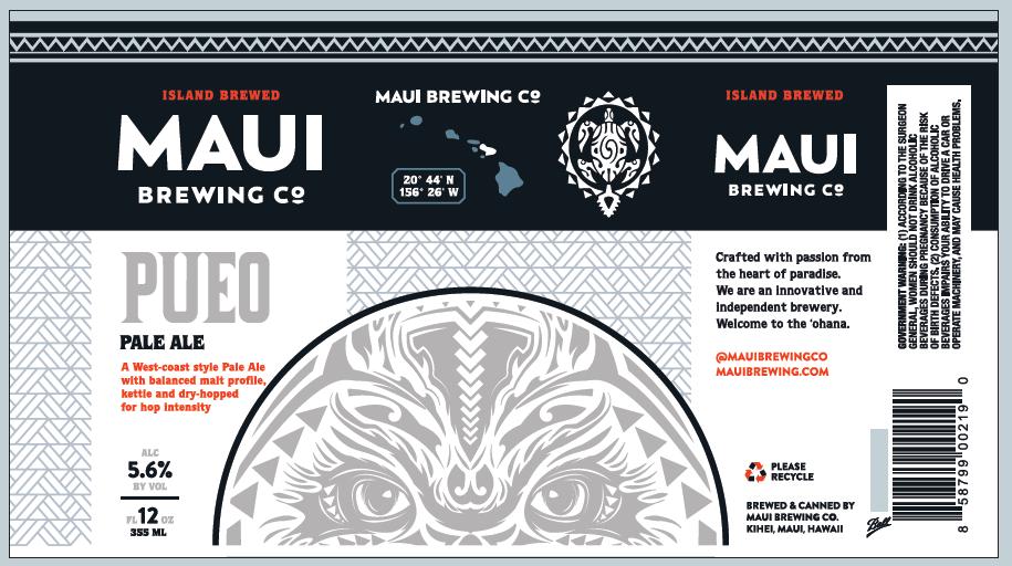 Maui Pueo Pale Ale