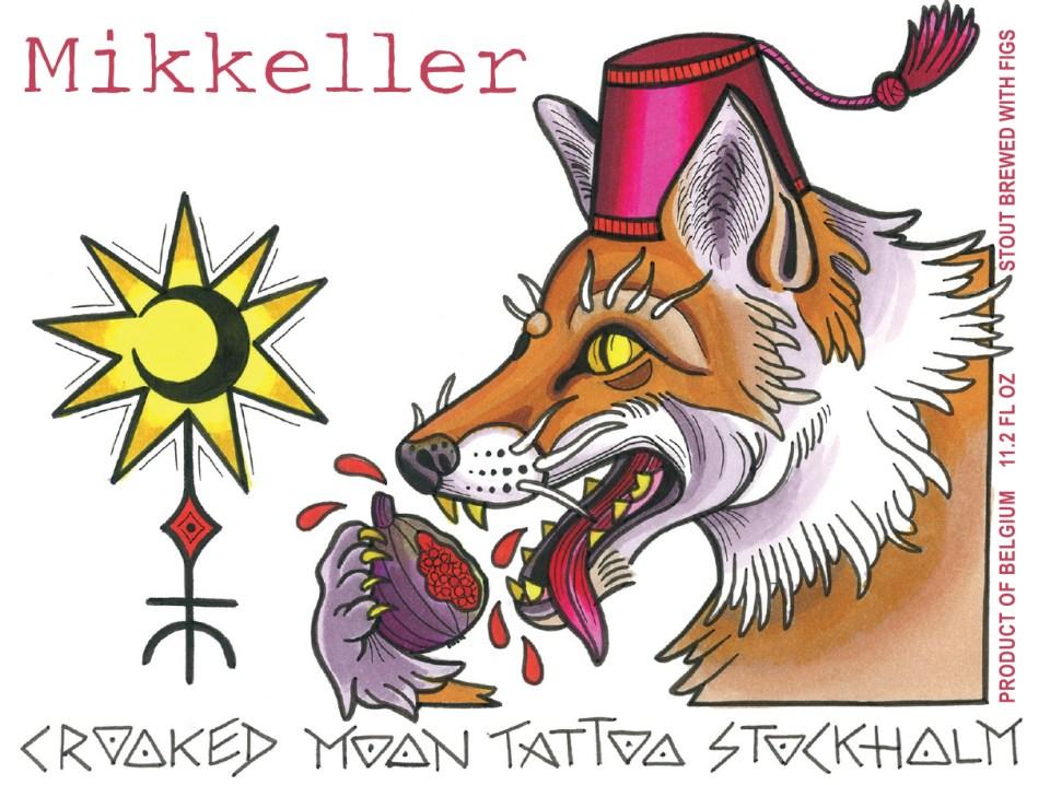 Mikkeller Crooked Moon Tattoo
