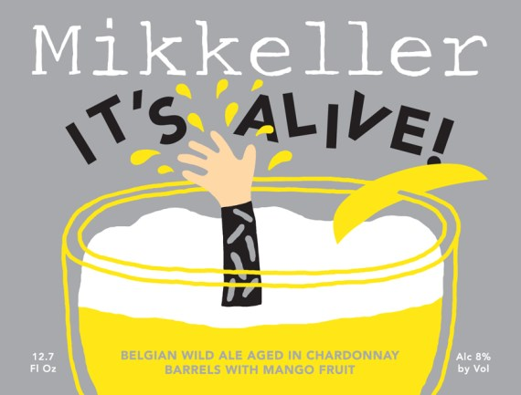 Mikkeller It's Alive Mango