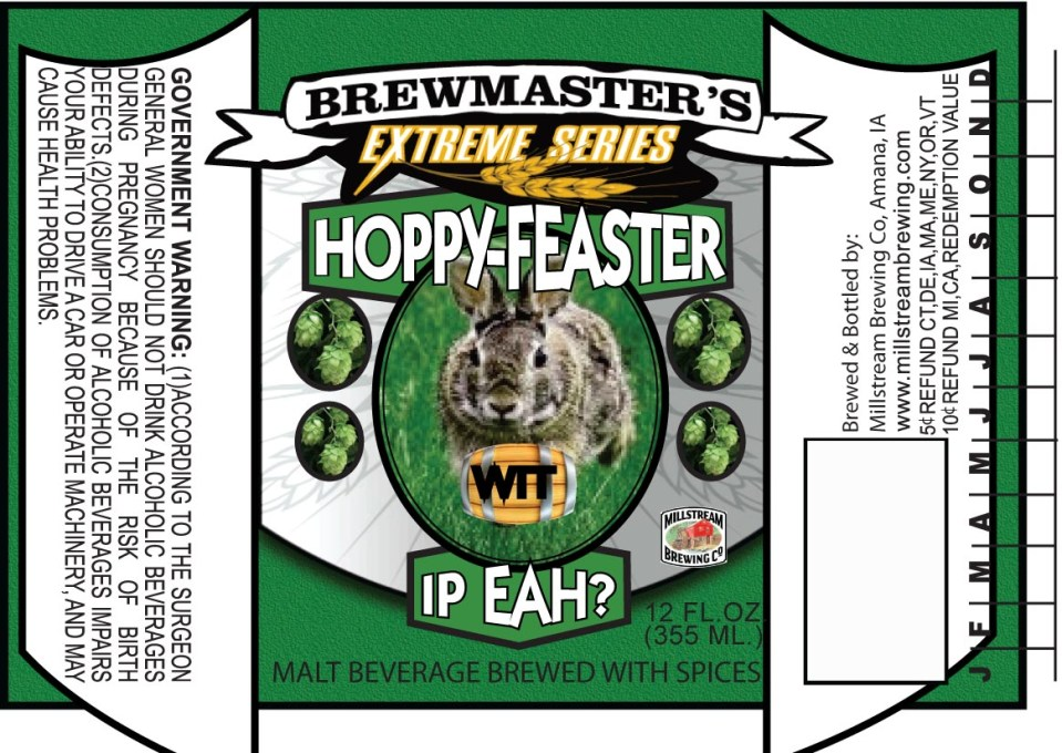 Millstream Hoppy Feaster