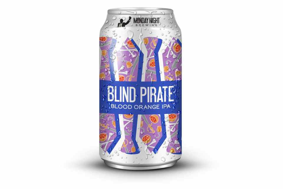 Monday NIght Blind Pirate can