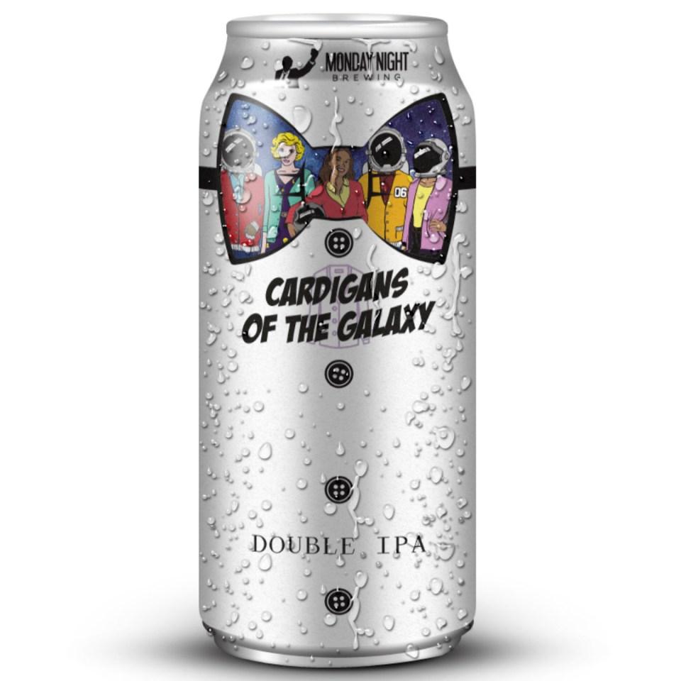 Monday NightCardigans of the Galaxy