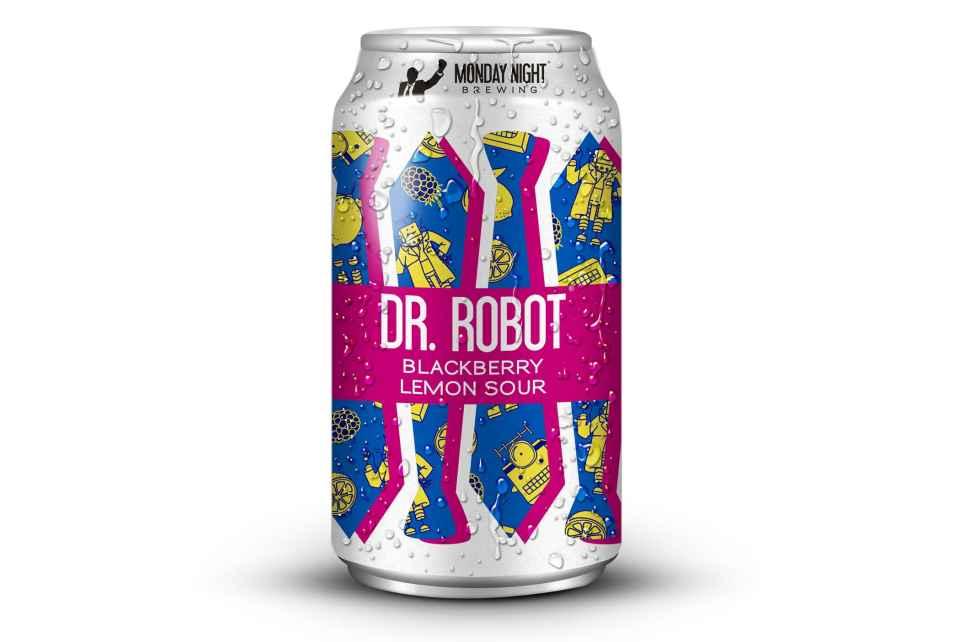 Monday Night Dr. Robot