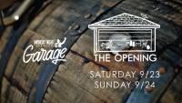 Monday Night Garage Grand Opening