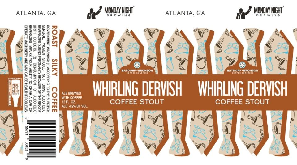 Monday Night Whirling Dervish