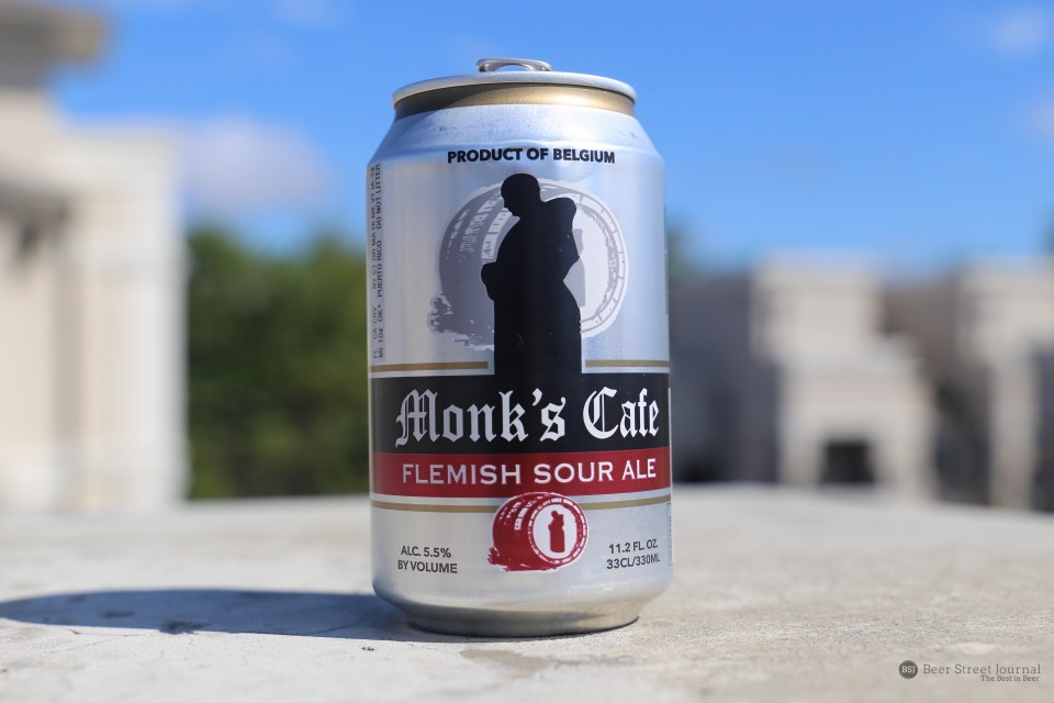 Monk's Cafe Can