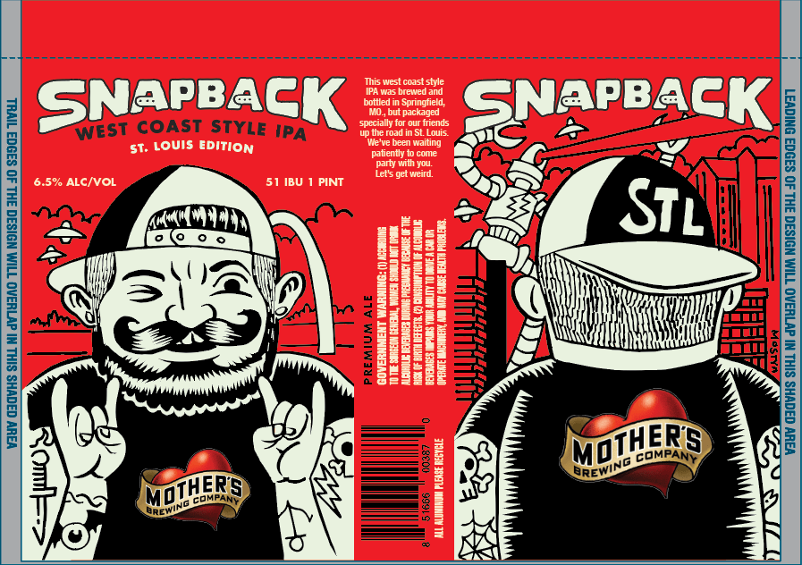 Mother's Brewing Snapback