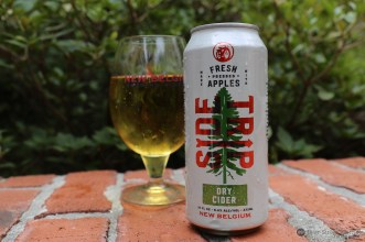 New Belgium Side Trip Dry Cider