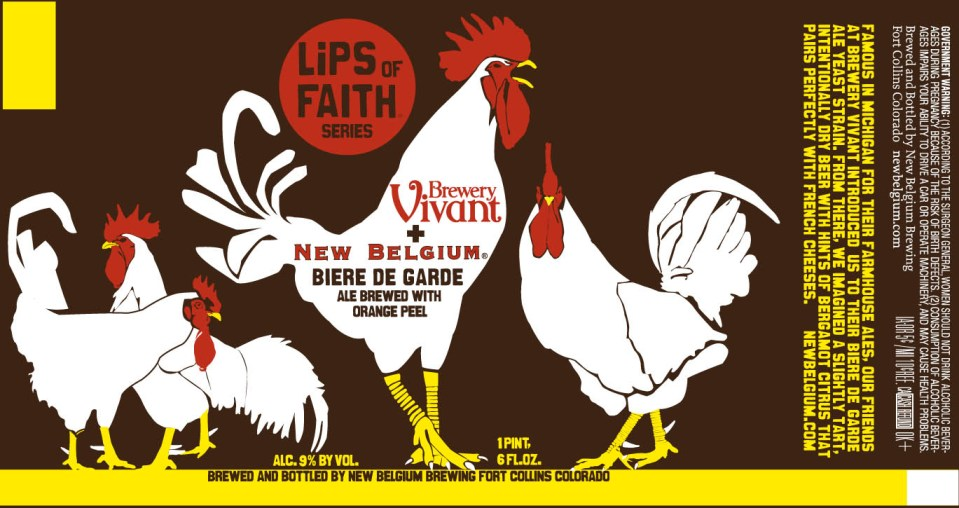 New Belgium LOF Biere De Garde