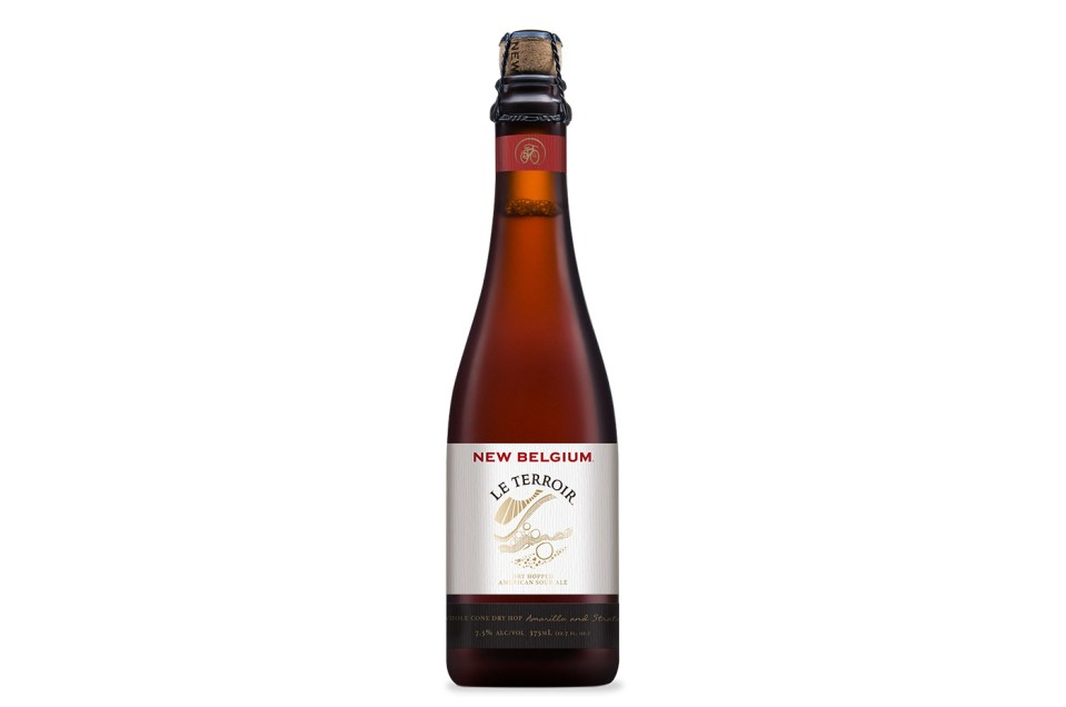 New Belgium Le Terroir 2018