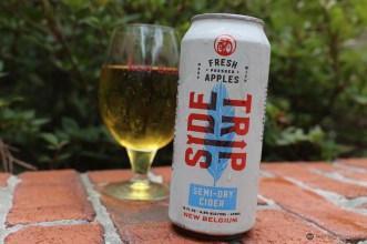 New Belgium Side Trip Semi-Dry Cider
