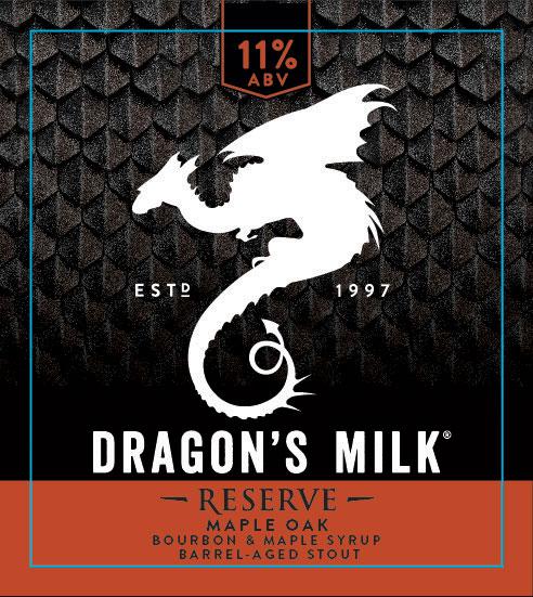 New Holland Dragon's Milk Maple Oak