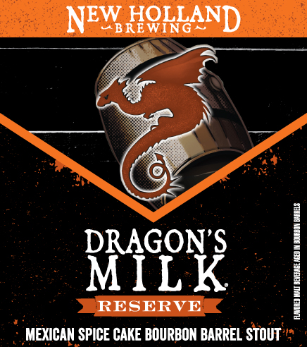 New Holland Dragon's Milk Reserve Mexican Spice Cake