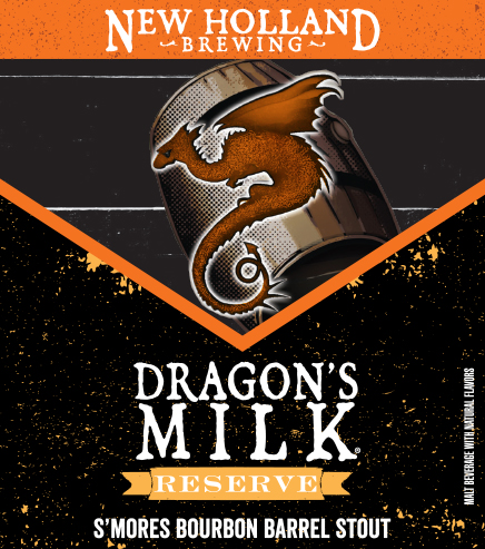 New Holland Dragon's Milk Reserve S'mores