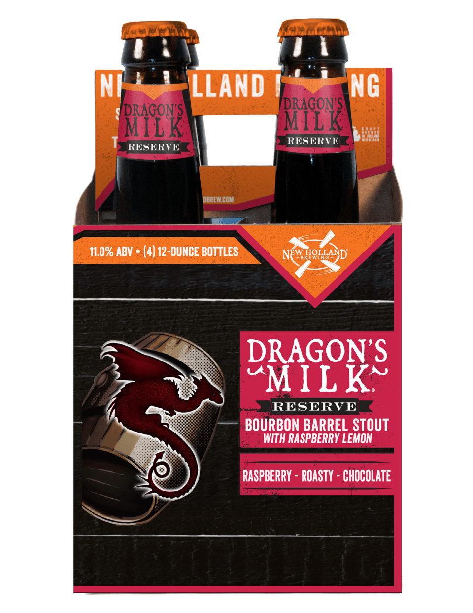 New Holland Raspberry Lemon Dragon's Milk