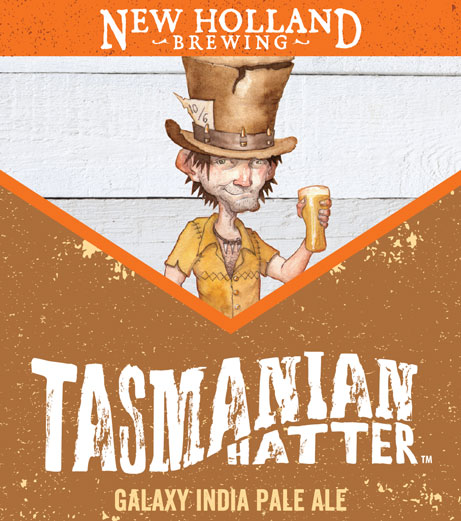 New Holland Tasmanian Hatter