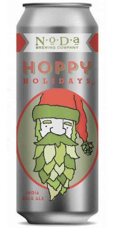 NoDa Brewing Hoppy Holidays