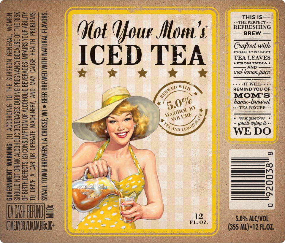 Not Your Mom's Iced Tea