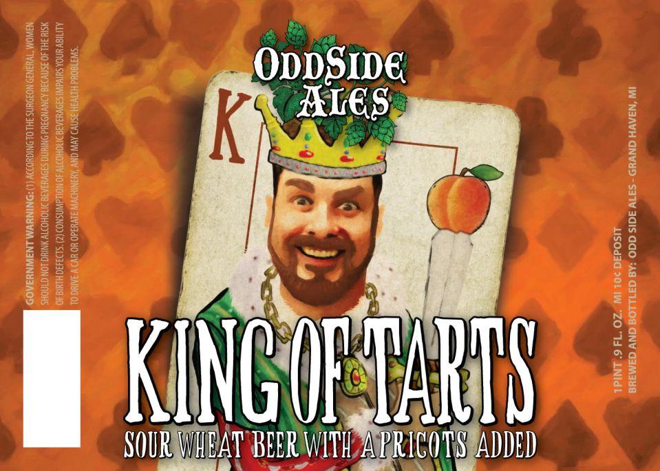 Oddside Ales King of Tarts