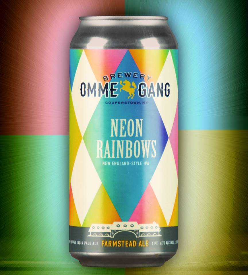 Ommegang Neon Rainbows