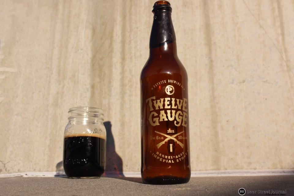 Payette Brewing Twelve Gauge bottle