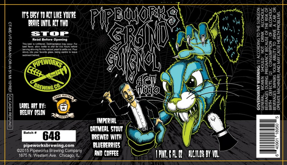 Pipeworks Grand Guingol Act 2