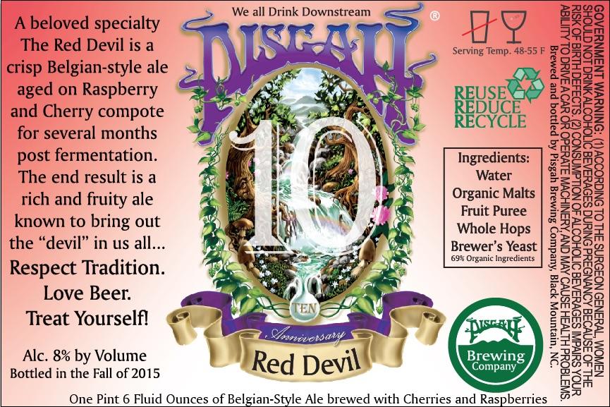 Pisgah Red Devil