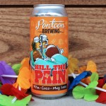 Pontoon Brewing Kill the Pain