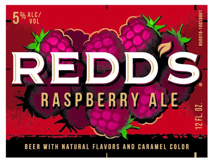 Redd's Raspberry Ale