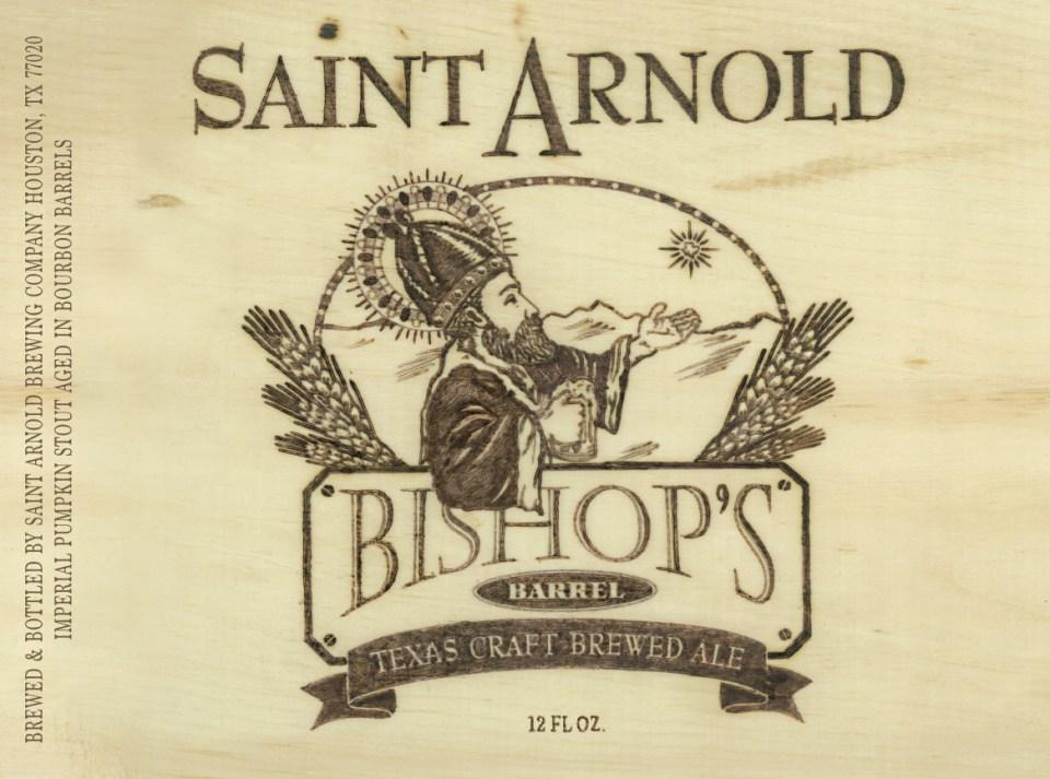 Saint Arnold Bishop's Barrel 17