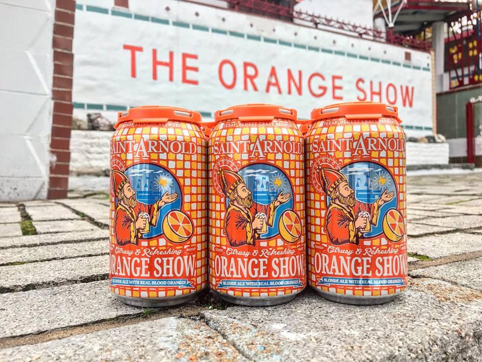 Saint Arnold Orange Show