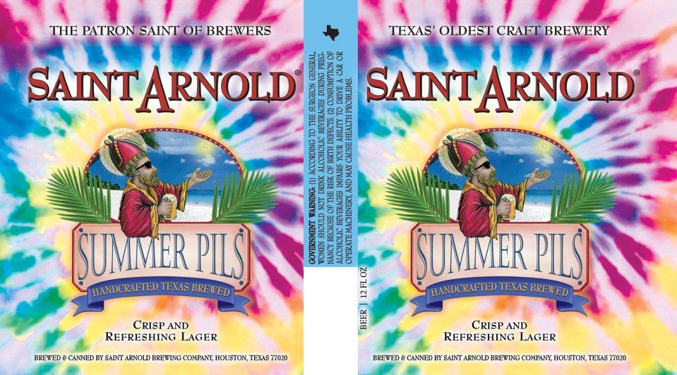 Saint Arnold Summer Pils Cans