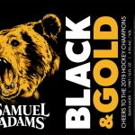 Samuel Adams Black & Gold