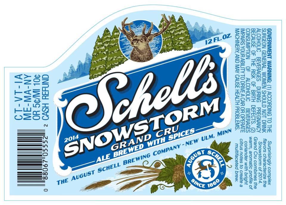 Schell's Snowstorm 2014
