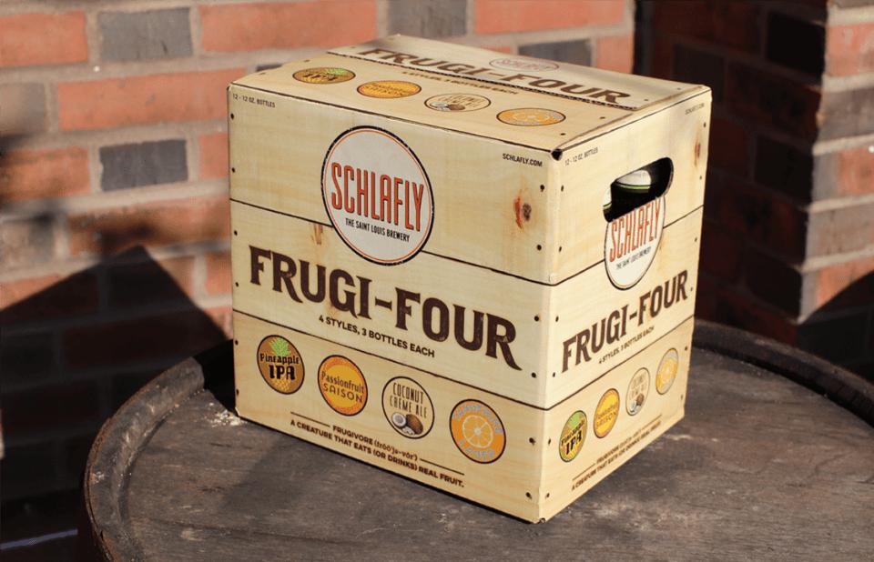 Schlafly Frugli-Four