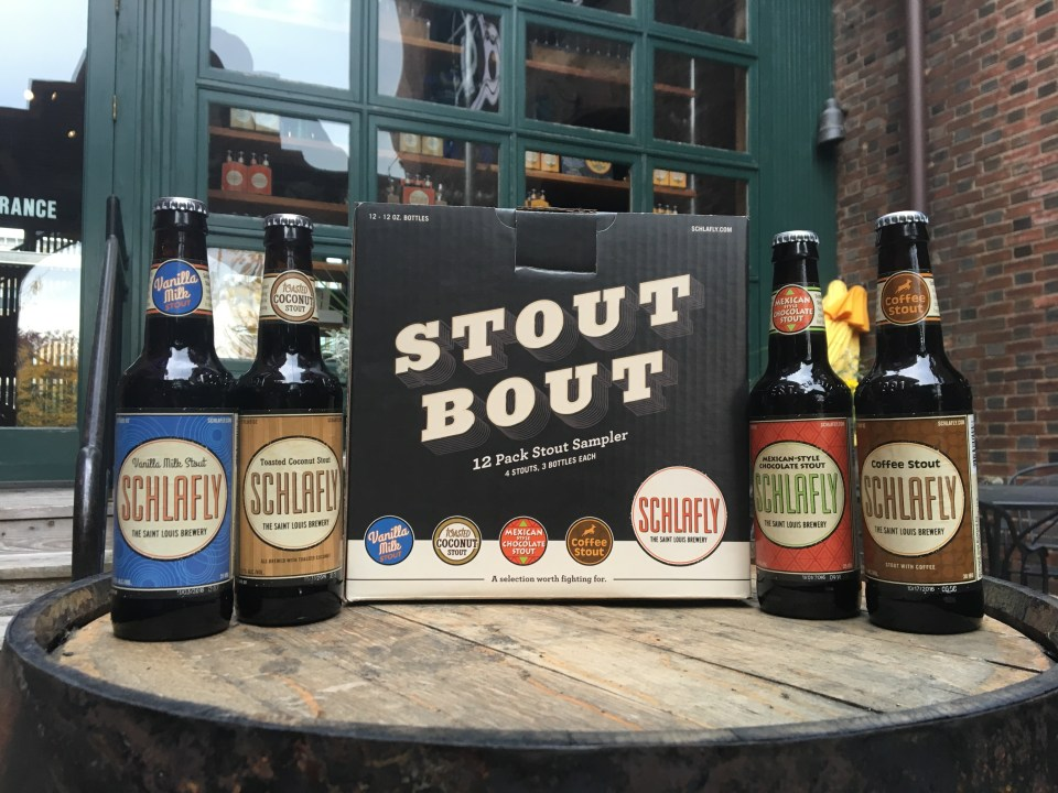 Schlafly Stout Bout Box