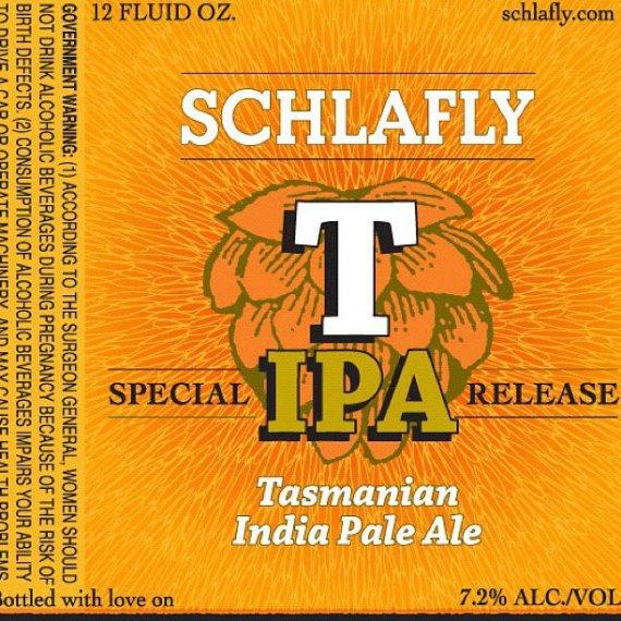 Schlafly Tasmanian IPA