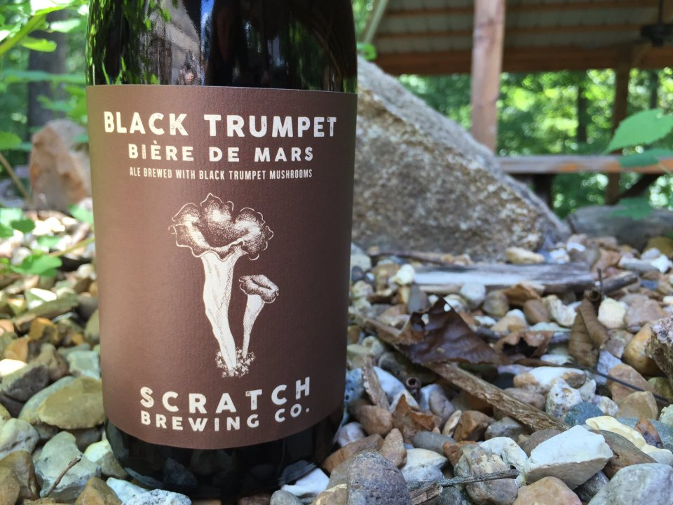 Scratch Brewing Black Trumpet