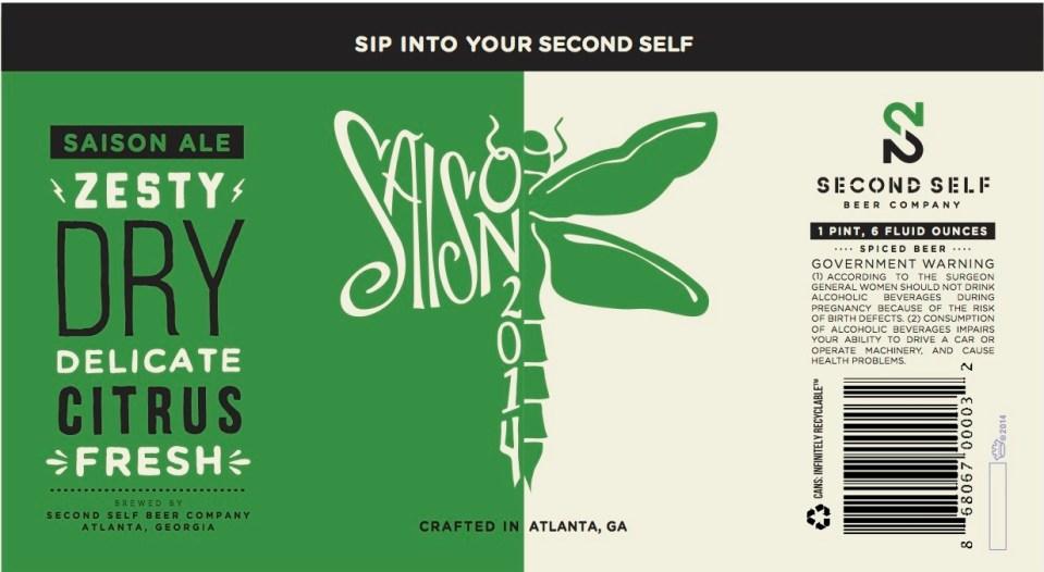 Second Self Saison Ale
