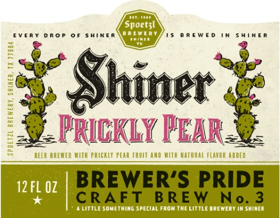 Shiner Prickly Pear