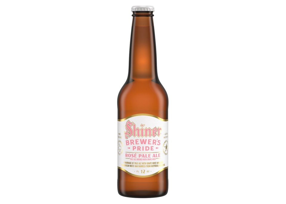 Shiner Rose Pale Ale