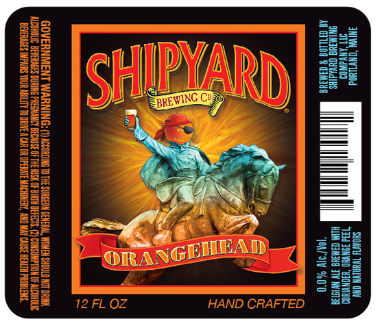 Shipyard Orangehead