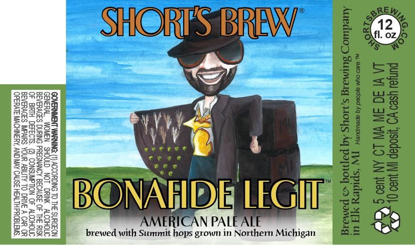 Short's Brew Bonafide Legit