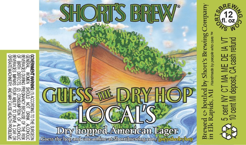 Short's Guess The Dry Hop Local's
