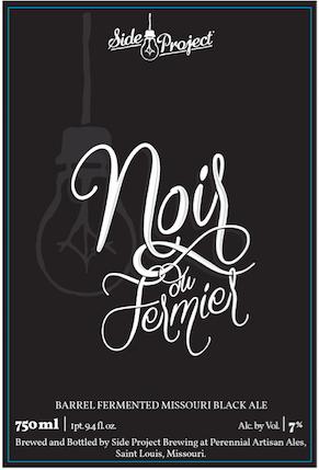 Side Project Noir du Fermier