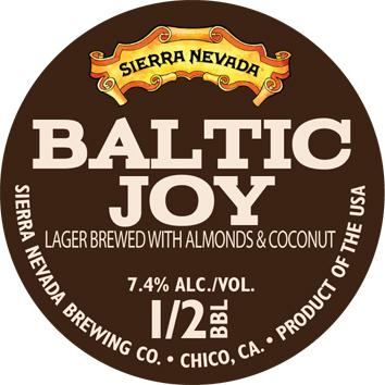 Sierra Nevada Baltic Joy
