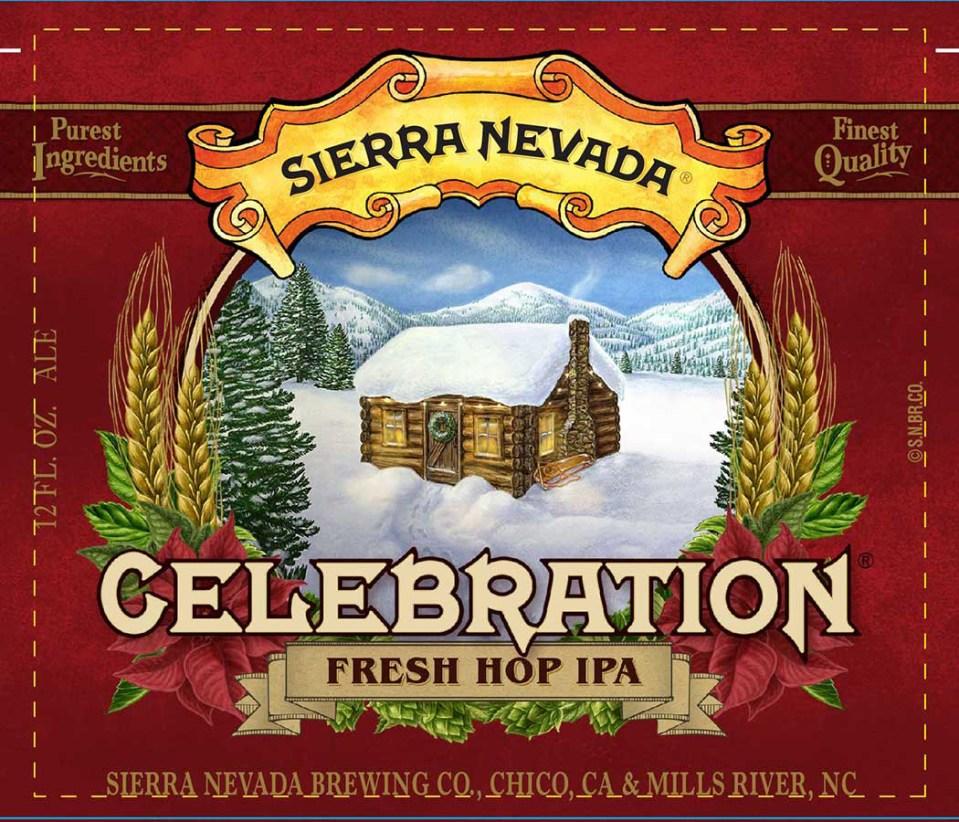 Sierra Nevada Celebration Ale 2014